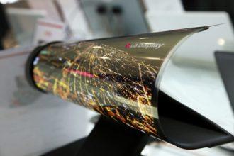 Schermo tecnologia OLED