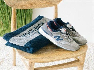 NEW BALANCE X WOOLRICH - 997