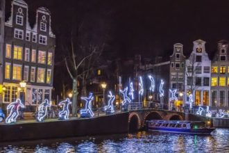 Amsterdam - Light - Festival