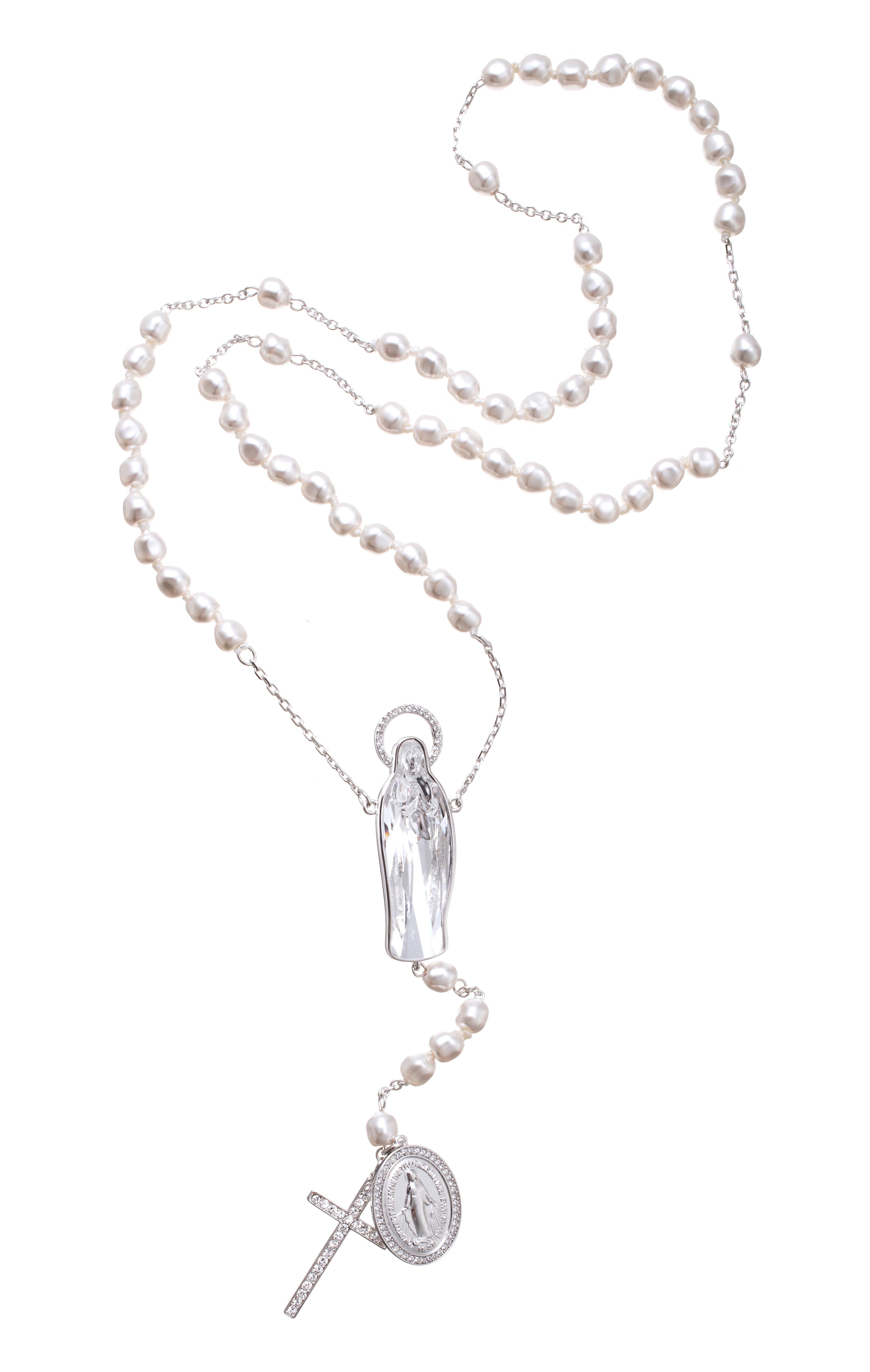Virgin Mary - Swarovski