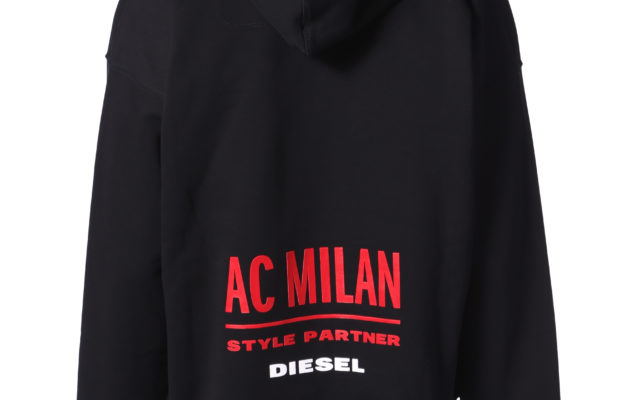 DIESEL X A.C. MILAN SPECIAL COLLECTION
