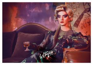 LA STRIXIA - WYCON - MAKE UP