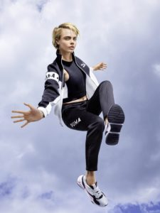 BlocIndossata Nuova Femminile Nova 90s Sneakers Da Cara La Delevingne lJTFK1c
