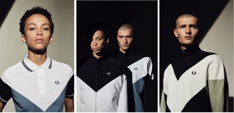 Chevron - Fred Perry