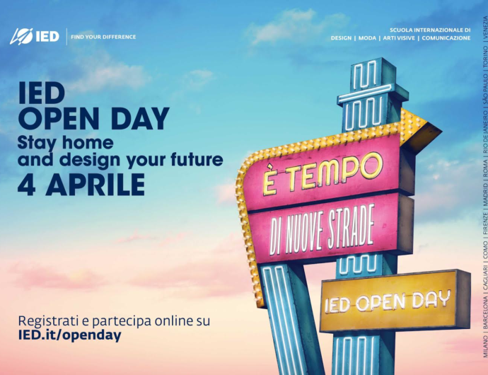 IED - Open Day